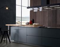 Poliform Varenna Artex Kitchen