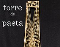 2013-1- SISTEMAS DE SOPORTE- Torre de Pasta
