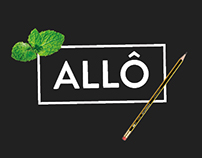 Allô Montreal — Editorial Design