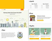 StartUp Jobs Asia's Career Fair