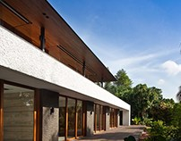 Water-Cooled House by Wallflower Architecture + Design