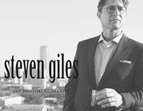 Steven Giles // Website