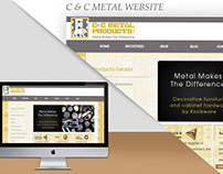 C & C METAL PRODUCT- Metal Makes The Different