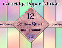 FREE PAPER PACK Rainbow Textures