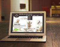 SOF Med Center Website