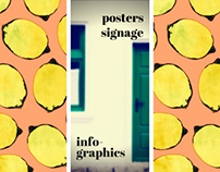 Poster & Signage Design