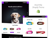 Assembly Shopify Theme