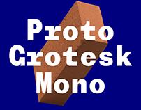Proto Grotesk Mono