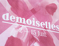 Demoiselles - Exhibition