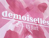 Demoiselles - Exhibition