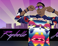 The Preview By: Raphelle Andrews- MIxtape Cover