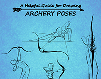 Helpful Guides for Drawing Archery Poses