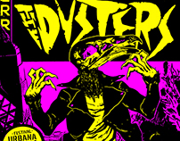 The Dusters - Poster.