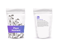 Plant Nutrient Packets