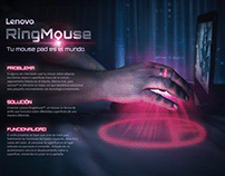Lenovo - Ring Mouse