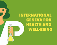 Geneva International Infographics