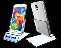 Modelado 3d de móviles para Claro - Diseño 3d
