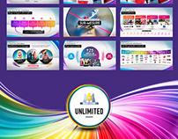 M6 Unlimited présentation