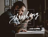 The Threshing Floor | Visual Identity