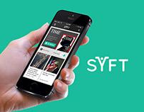 Syft News & Media App