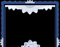тангирная сетка — оттиск тангира на бумаге
