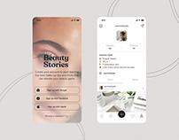 ▪ Beauty Stories App ▪