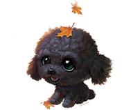 【定制版NO.54】——波利犬cc