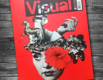 Visual. Graphic design magazine