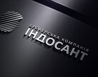 Indosant identity & website