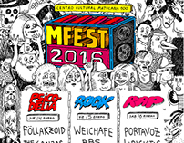 Afiches MFEST2016 M100