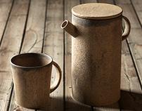 Ceramic Japanese