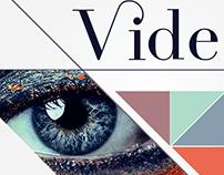 Projeto acadêmico para a disciplina Design Editorial.