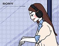 Illustration VIII - Sony Malaysia