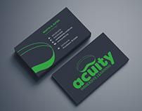 Acuity Brand Identity