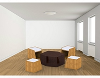 Multi Utility furniture for modern house
