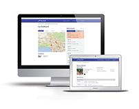RaceSafe Web App