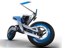 R/EV - small electric bike concept