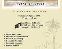 Art Show Promos