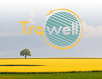 TRAWELL - Logo Proposal for Travel Company