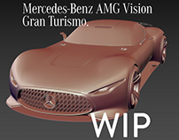 Mercedes-Benz AMG Vision GT - WIP