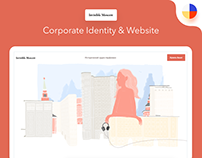 Invisible Moscow Corporate Identity & Website