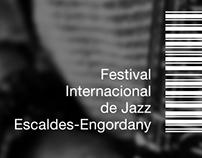 Internacional Jazz Festival logotype