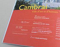 Brochure Ville d'art et d'histoire