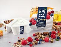 Epica Crispy Yogurts