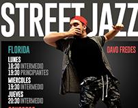 Street Jazz Design