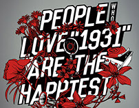 People Who Love 1931 Are the Happiest