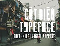 Cotdien Typeface (Multilingual)