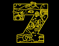 Star Wars 7 Countdown