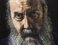 Alan moore portrait