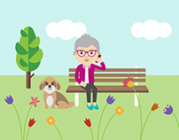 Join Dementia Research Animation